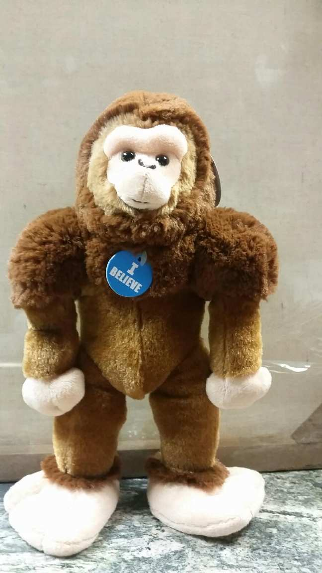 Bigfoot Doll